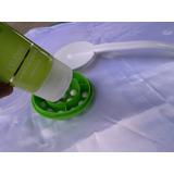 Cepillo Masajeador Aplicador De Cremas Ideal Para Spa !