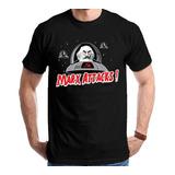Camiseta Karl Marx - Marx Ataca! Camisa