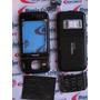 Carcaça Nokia N85 Preta + Chassi + Teclado Completa