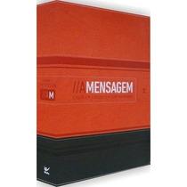Bíblia A Mensagem Em Linguagem Contemporânea Capa Luxo