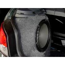 Caixa De Fibra Lateral Reforçada Fiat Palio 2008