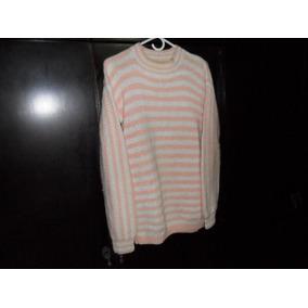 Sweaters Vintage: Artesanales Con 2 Agujas Y Pura Lana