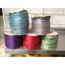 Cauchos De Colores En Bobinas