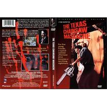 Dvd Clasica The Texas Chainsaw Massacre La Masacre De Texas