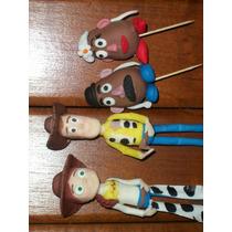 Toy Story Adornos Torta Elegi El Personaje