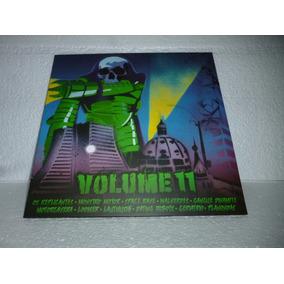 Lp Volume 11 - Coletânea Rock Gaucho 2016 Br C Encarte