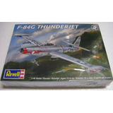 Avión F-84g Thunderjet Esc. 1/48 Revell Nuevo! Envío Gratis
