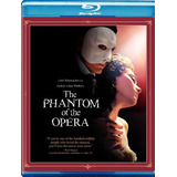 Blu-ray The Phantom Of The Opera / El Fantasma De La Opera