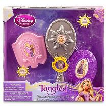 Enredados Rapunzel Disney Store Cepillo Juguete Muñeca