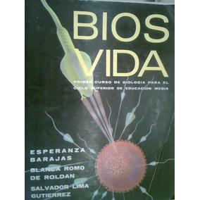 Bios Vida Primer Curso De Biologia