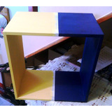 Cubos Fibrofacil Pintados Simple O Doble Color! Oferta !