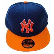 Bone Aba Reta Original New York Yankees 7 3/8 = 58,7 Cm