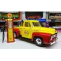 1:18 Ford F100 1953 Shell C Bomba Gasolina Greenlight