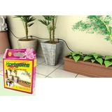 Sistema De Irrigação Gotejamento P/ 10 Vasos Ou Plantas