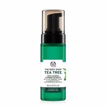 The Body Shop Tea Tree Espuma Limpiadora De Piel