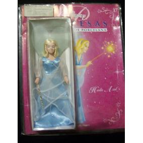Princesas Disney De Porcelana, El Hada Azul, De Colección
