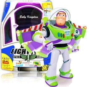 Muñeco Buzz Lightyear Toy Story Nuevo Original Con Nave