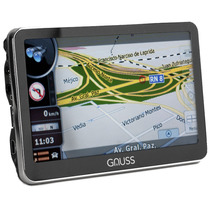 Gps Gauss - 7 - Sistema I Go - Tda - Bluetooth - Mp3 - Video