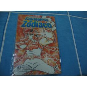 Mangá Cavaleiros Do Zodíaco (número 5)