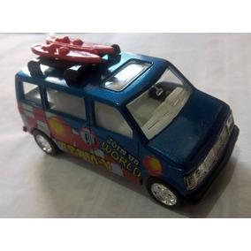 Miniatura Van Azul Raridade Anos 80 - Super Promoção!