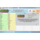 Esquema Diagama Eletrico Dicatec 2015 3.0.0