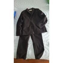 Traje De Niño H&m. Ambo Pantalón De Vestir