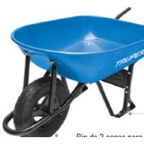 Carretilla 5.5 Ft3 80 L Truper 11754