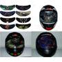 Skin Para Visor Ls2 Personaliza Tu Visor Agv Shiro Swift @tv