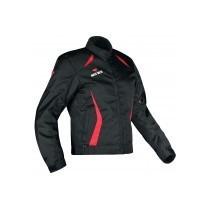 Jaqueta De Moto Race Tech Street Preta/vermelho Oferta M