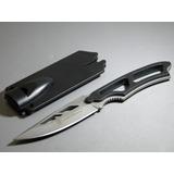 Cuchillo Tactico Smith & Wesson Sw990 Silver Curve
