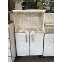 Mueble Para Microondas Y Horno Eléctrico
