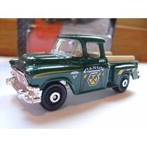 1957 Gmc Stepside Pickup Truck Construction Matchbox 2009