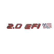 Adesivo 2.0 Efi Bandeira Monza Club