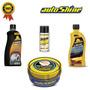 Kit Limpeza Premium Auto Shine A Melhor Do Mercado + Brinde