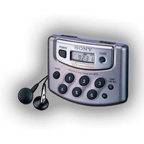 Radio Portátil Sony Srf-m37 Walkman Am/fm Digital