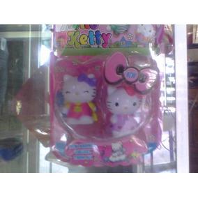 Set De Jugutesde Niñas Hello Kitty Lalaloopsy