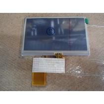 Display Com Touch Gps Gp430 Gp435 Lenoxx