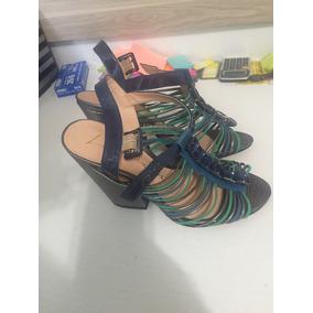 Sapato Luíza Barcelos Tam 35 Novo