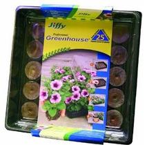 Jiffy 5032 Invernadero Profesional 25-planta Starter Kit
