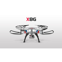 Dron Drone Gopro Helicóptero Syma X8g Camara Hd 4gb Tarjeta
