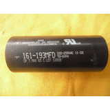 Capacitor De Arranque 161-193 Mf 220v