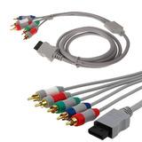 Cabo Video Componente 1.8 M Midi Wii Wii U 480p/720p
