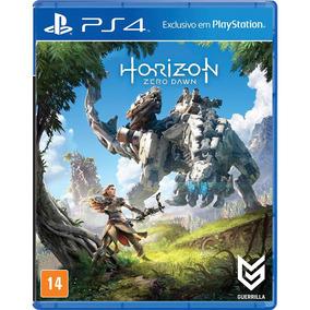 Horizon Zero Dawn Ps4 Português Midia Fisica Pronta Entrega