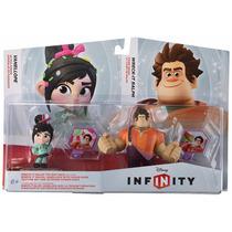 Disney Infinity Pack: Ralph El Demoledor & Vanello Wreck-it