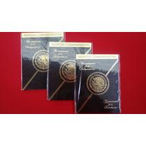 Álbum Conmerativo Para Monedas De 5 Bicentenario Y Centenari