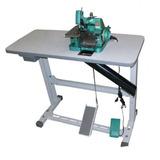 Overlock Semi-industrial Portátil Com Motor Acoplhado110/220