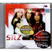 Cd Snz Remixes Com Faixa Inédita Dna Do Som - Raro Lacrado