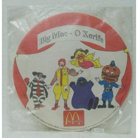 Compacto Vinil Mc Donalds - Big Mac - O Xerife - 1992