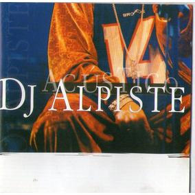 Cd Dj Alpiste - Acústico - Novo***