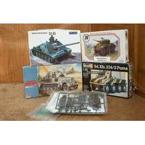 Lee Anuncio X Lote 5 Modelos Militar 1/72 & 1/76
